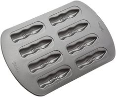 Wilton Fingers Non-Stick 8 Cavity Cookie Pan ** Check this awesome product by going to the link at the image.