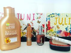 Beauty Haul - Sunglow - die perfekte Bräune - Artikel im Test - Artikel : taschasdailyattitudeblogspot.de