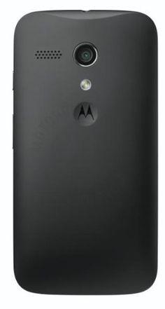 "Motorola Moto G 4G - Smartphone libre (pantalla 4.5"", 4G, cámara 5 Mp, 8 GB, Quad-Core 1.2 GHz, 1 GB RAM, Android 4.4.3), negro"