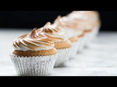 Lemon Meringue Cupcakes - YouTube