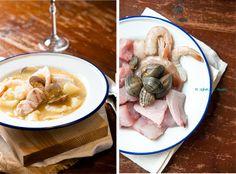 Suquet de pescado y marisco