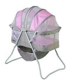 Regalo My Cot Pink Portable Toddler Bed Portable toddler bed