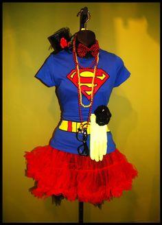 superman girl costume - Google Search