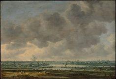 View of Haarlem and the Haarlemmer Meer