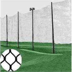 Cimarron Sports CM-BAR25x150 Golf Barrier Netting, As Shown