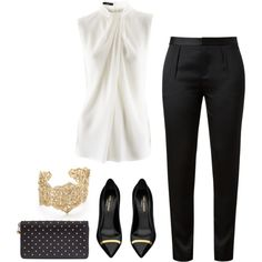Browse and shop the look on Polyvore