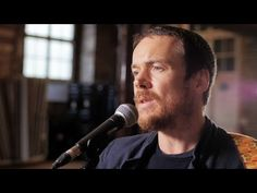Now this is what I call a love song... Damien Rice--Colour Me In