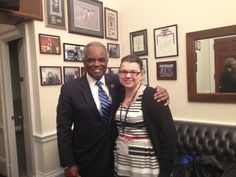 JDRF Georgia staff member, Melissa, met with Congressman David Scott to talk about JDRF during the 2013 Government Day. This annual event is an essential part of our Government Relations efforts. Volunteer advocacy leaders from across the country will gather to network, learn, and - most importantly - talk with their elected officials about the importance of research and policy that supports better treatments and a cure for T1D.