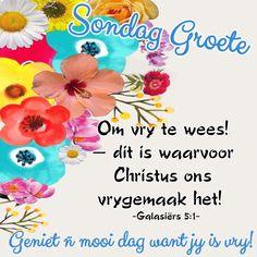 Sunday Greetings, Lekker Dag, Goeie More, Afrikaans Quotes, Good Morning Quotes, Van, Night, Garden, Garten