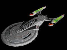 Excalibur Mark 3 Class Starship | Excalibur Class Starship