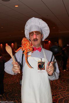 Jim Henson's personal Chef, DragonCon 2012