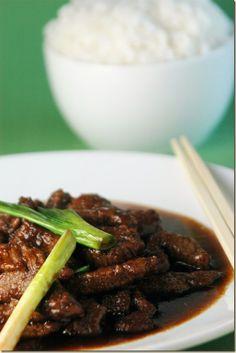 Mongolian Beef Recipe | JuJu Good News