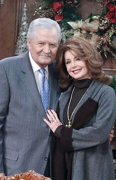 Maggie and Victor #Magic #Days of our Lives
