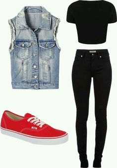Another outfit for the more 'swag' girls!