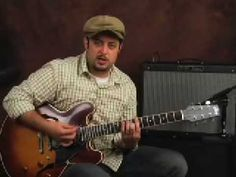 ▶ Jazz up your Blues with some swing jazzy blues guitar lesson - YouTube