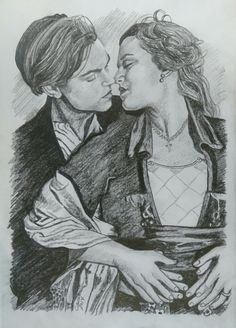 Titanic Pencil Drawing is probably the easiest and efficient arts, which you can acquire as a go time as well as complete time pastime or career. Titanic Drawing, Titanic Art, Titanic Photos, Titanic Movie, Pencil Art Drawings, Art Drawings Sketches, Disney Drawings, Jack Sparrow Drawing, Portrait Au Crayon