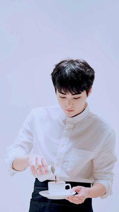 [EDIT] #EXO #WINTER #Cafe_Universe #XIUMIN Exo Xiumin, Exo K, Exo Official, Xiuchen, Kim Min Seok, My Sunshine, Universe, Bo Gum, Kai