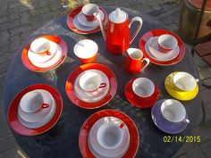 KAHLA, East German Tableware Design, DDR, GDR