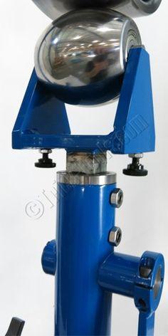 MetalAce 30F Floor Model English Wheel, 30 inch throat, 12 gauge capacity