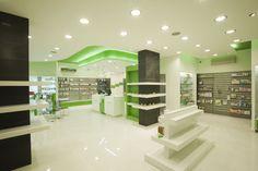 Farmácia | Grécia | Fonte: Retail Design