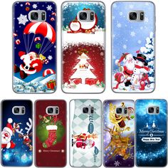 Christmas Santa Claus Tree Socks Reindeer Decorations Pattern Soft TPU Phone Cover Case For Samsung Galaxy S6 S7 J5 2015 A5 2016 #>=#>=#>=#>=#> Click on the pin to check out discount price, color, size, shipping, etc. Save and like it!