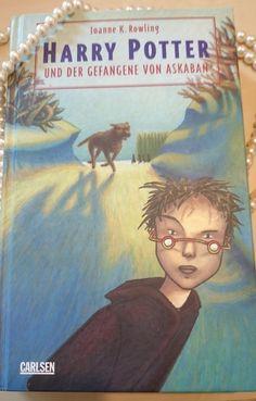 Rezension J.K. Rowling - Harry Potter und der Gefangene von Askaban  Lucciola: Beauty, Fashion, Literatur und Inspirationen