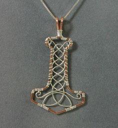 thor hammer wire wrapping - Szukaj w Google