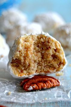 The Best Snowball Cookies