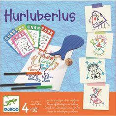 Djeco družabna igra Hurluberlus