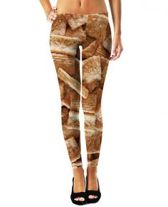 Epic Gurl Cinnamon Toast Crunch Leggings