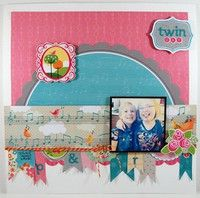 A Project by heyheyMandyKay from our Scrapbooking Gallery originally submitted 02/25/12 at 07:39 PM
