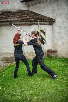 Falke - Der moderne Ritter: Eventfechten 2014