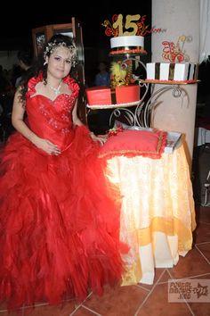 Casas de vestidos de fiesta en pergamino
