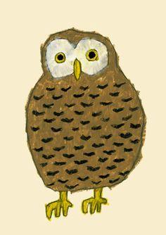owl by Yusuke Yonezu