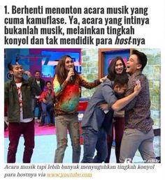acara televisi indonesia