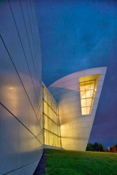 University of Alaska Museum of the North Expansion HGA #architecture
