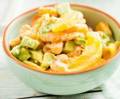 Recept: Garnalensalade | Gezond eten