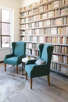 Here are 59 home library ideas perfect for your book collection