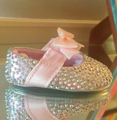 Baby Shoes/  Baby Booties/ Baby Girl Shoes/ Baby ...
