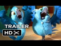 ▶ Rio 2 Official Trailer #1 (2014) - Jamie Foxx Animated Sequel HD - YouTube