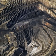 David Maisel :: Photography :: The Mining Project: American Mine