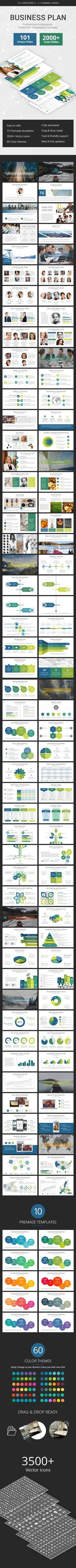 Business Plan PowerPoint Presentation Template - Business PowerPoint Templateshttps Download here: https://graphicriver.net/item/business-plan-powerpoint-presentation-template/18725689?ref=classicdesignp