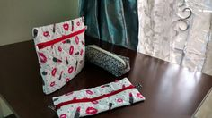 Quilted Pouches, classes and fabrics- The square inch, Chennai