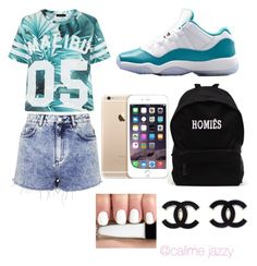 """""""Aye """" by callmejazzy on Polyvore featuring Topshop"""