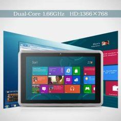 Bben K10 Intel® Atom™ N570 Tablette HD Ecran de 10.1 pouces 1366*768 de système Windows 8/7