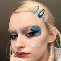 makeup look eye shadows Makeup Goals, Makeup Inspo, Makeup Inspiration, Beauty Makeup, Eye Makeup, Hair Makeup, Makeup Style, Make Up Looks, Unique Makeup