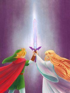 Goddess and her hero