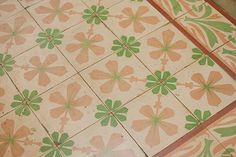 Barcelona pretty floor