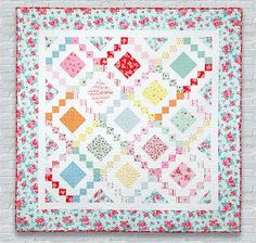Aurifil Top Ten Tuesday is Quilt Patterns! Check out these ten amazing #free patterns by visiting https://auribuzz.wordpress.com/2015/09/23/top-ten-tuesday-quilt-patterns/