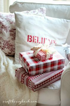 * Craftberry Bush: Deck the Halls - Holiday House Walk 2013 - Stop 30 I like this site ***